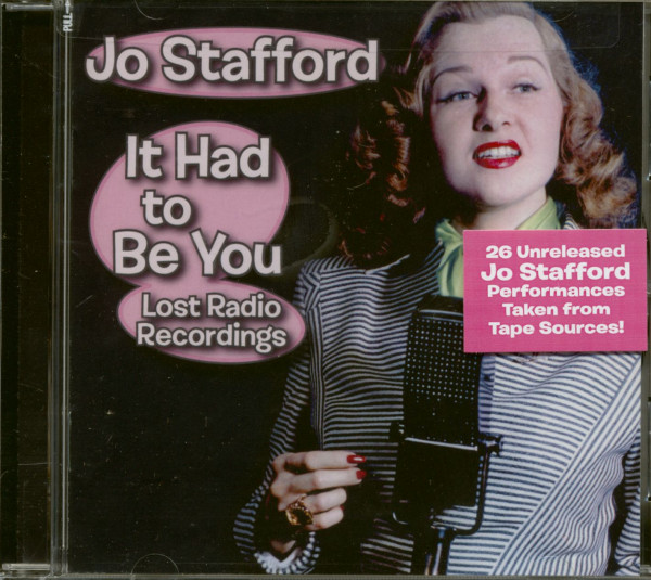 It Had To Be You (CD)