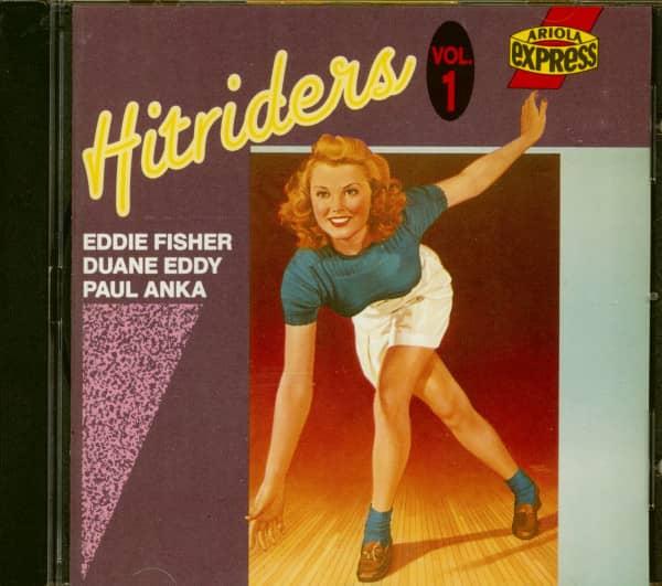 Hitriders Vol.1 (CD)