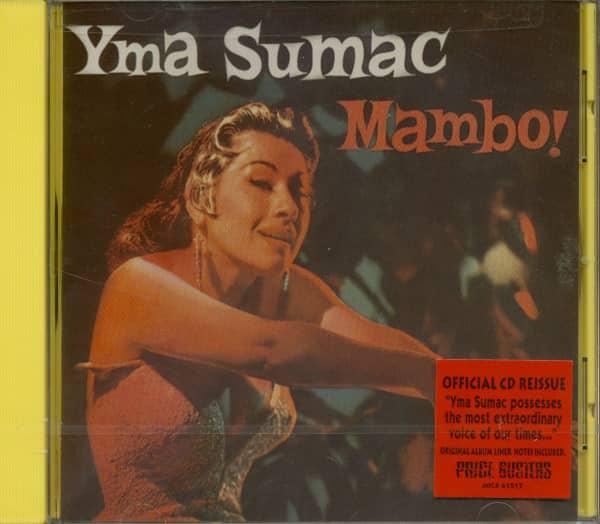 The Mambo (CD)