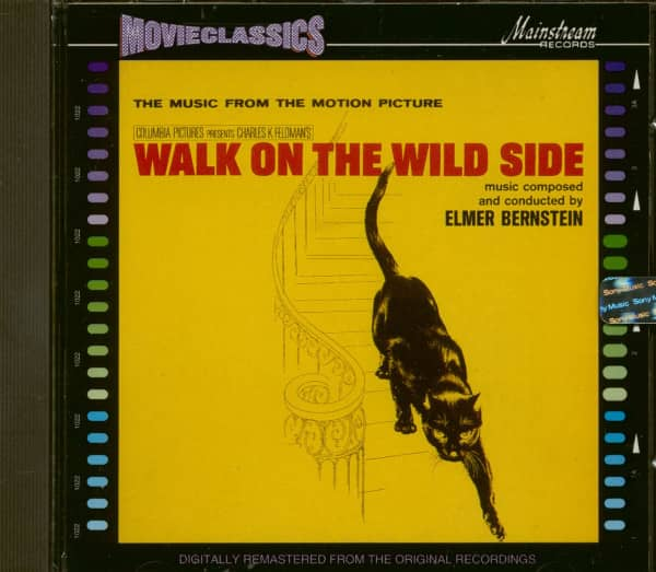 Walk On The Wild Side - Soundtrack (CD)