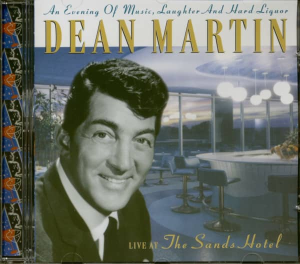 Live At The Sands Hotel (CD)