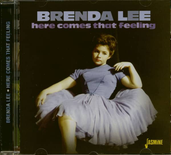 Here Comes That Feeling (CD)