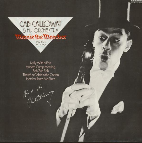 Minnie The Moocher - 1933-1934 Recordings (LP)