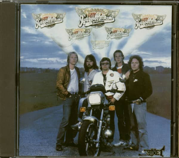 Hot Rock'n'Roll Band (CD)