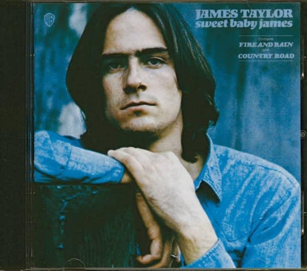 Sweet Baby James (CD)