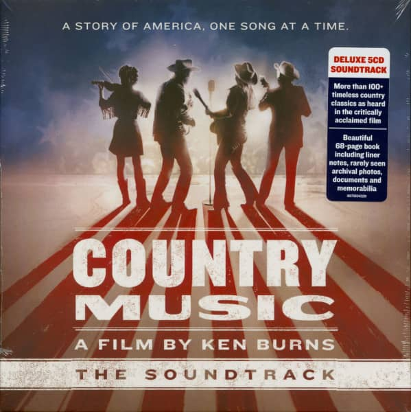 Country Music - A Film By Ken Burns - The Soundtrack (5-CD Deluxe Edition)