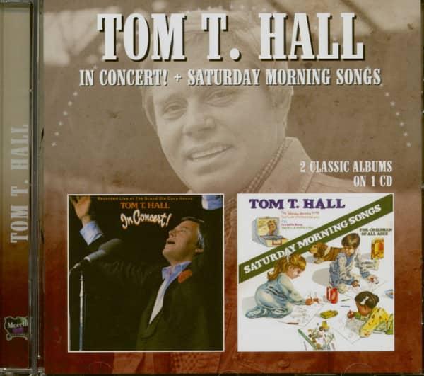 In Concert! - Saturday Morning Songs (CD)