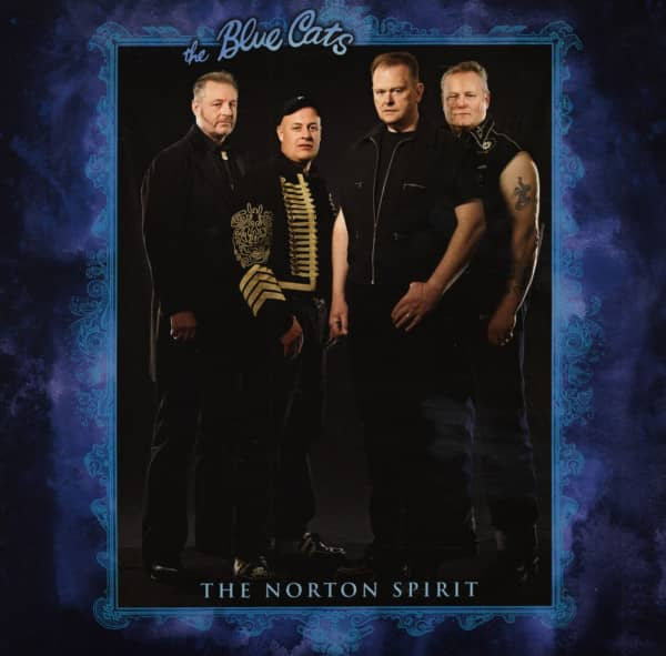 The Norton Spirit - (10 inch plus CD) (2013)