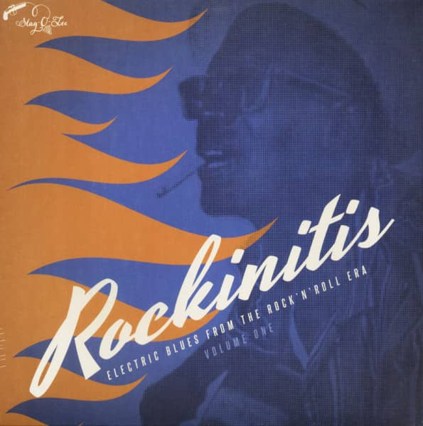 Rockinitis - Electric Blues From The Rock'n'Roll Era (LP)