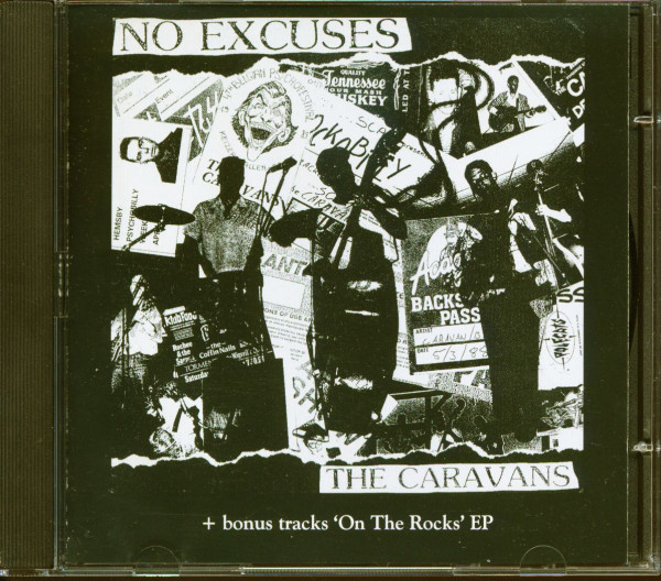 No Excuses & On The Rocks-EP (CD)
