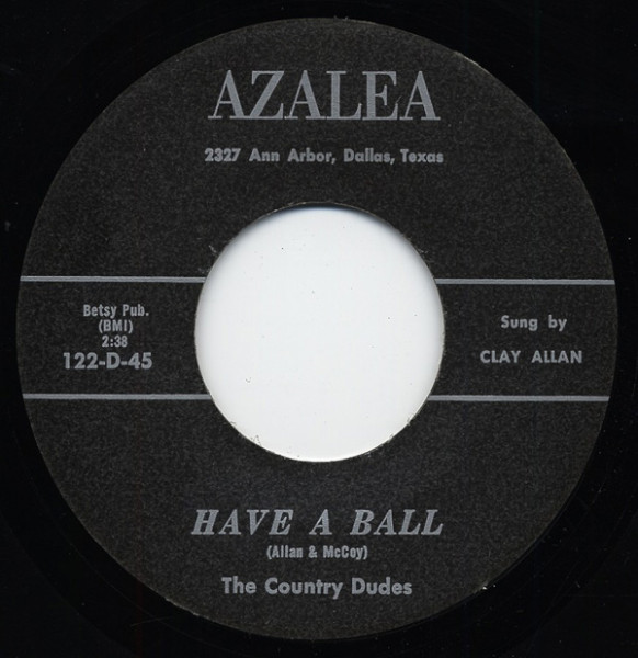 Bumblebee - Have A Ball 7inch, 45rpm