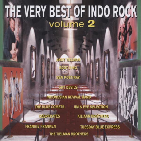 Vol.2, Very Best Of Indo Rock