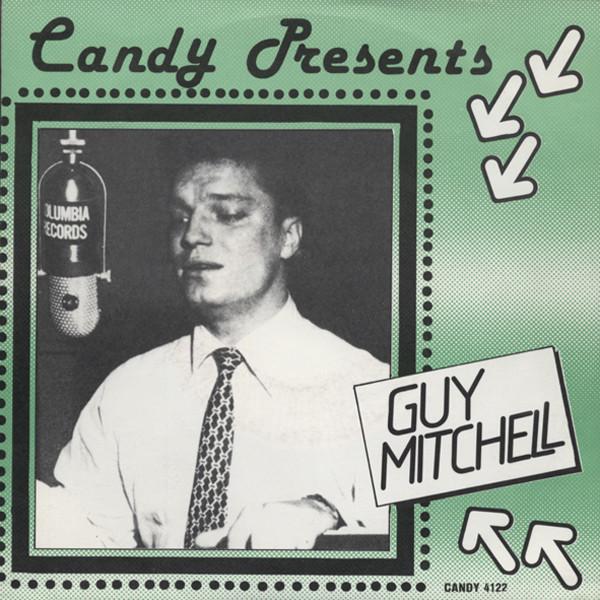 Candy Presents...7inch EP PS