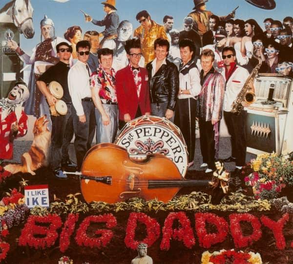 Sgt Pepper's (CD, Cut-Out)