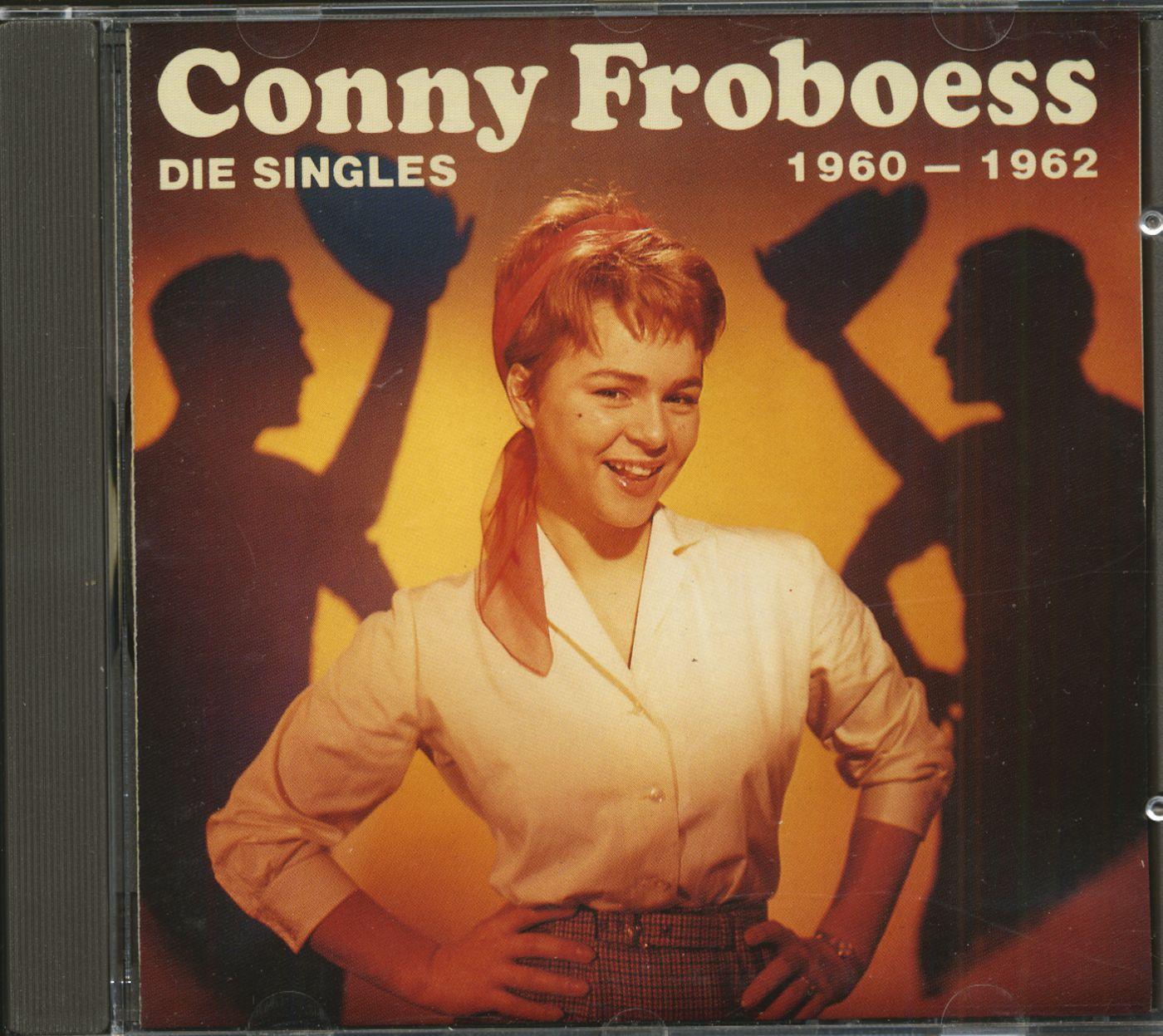 Conny Froboess Bilder conny froboess vol.2, die singles 1960-62