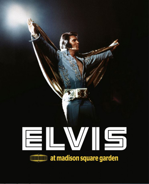 Start Spreading The News - Elvis At Madison Square Garden (Book+CD)