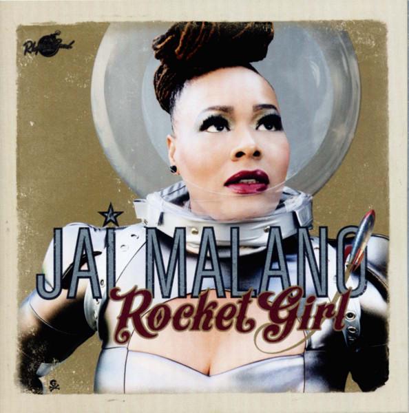 Rocket Girl - feat. Nico Duportal & The Rhythm Dudes