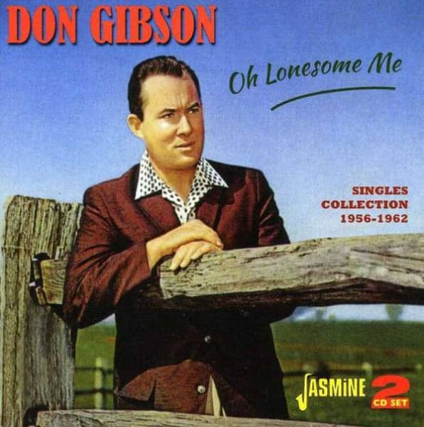 Oh Lonesome Me - Singles Collection 1956-1962 (2-CD)