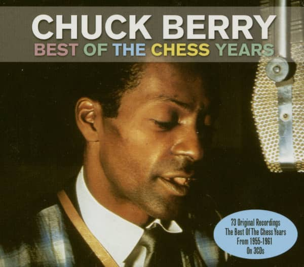 Best Of The Chess Years (3-CD)