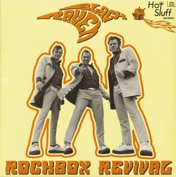 Rockbox Revival (LP)