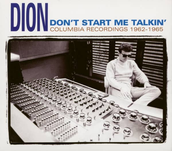 Don't Start Me Talkin' - Columbia 1962-65