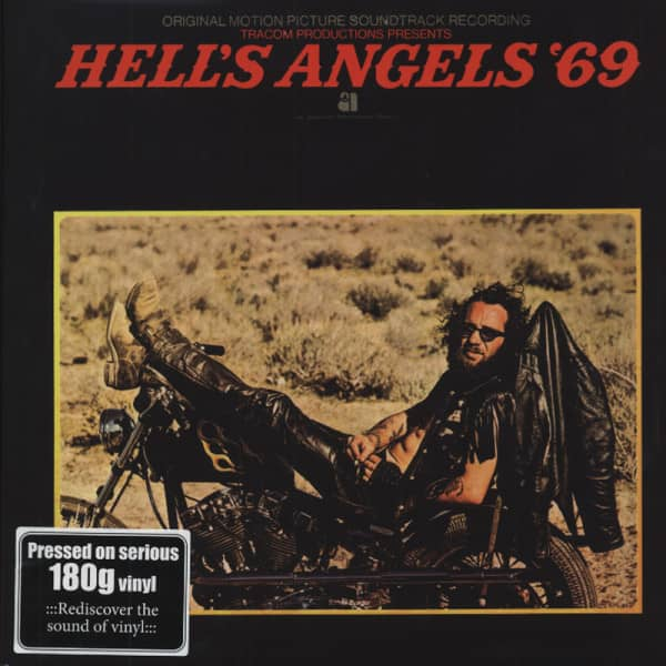 Hell's Angels '69 - Soundtrack 180g Vinyl