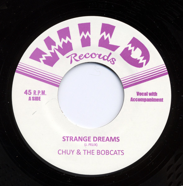Strange Dreams - Lovin' Arms 7inch, 45rpm