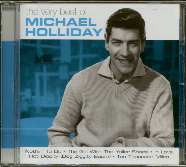 The Very Best Of Michael Hollday (CD)
