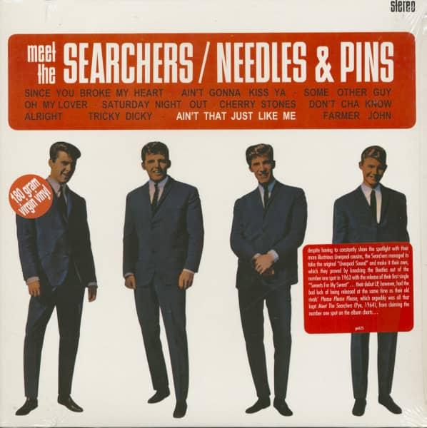 Meet The Searchers - Needles And Pins (LP, 180g Virgin Vinyl)