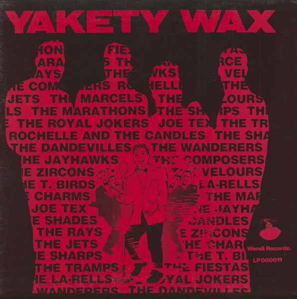 Yakety Wax (LP)