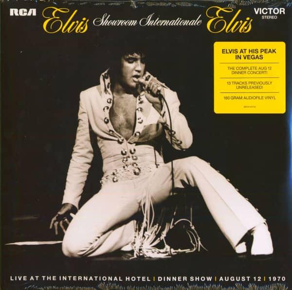 Showroom Internationale (2-LP, 180g Vinyl)