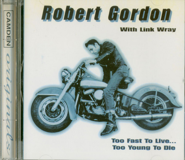 Too Fast To Live, Too Young To Die (with Link Wray & Danny Gatton)