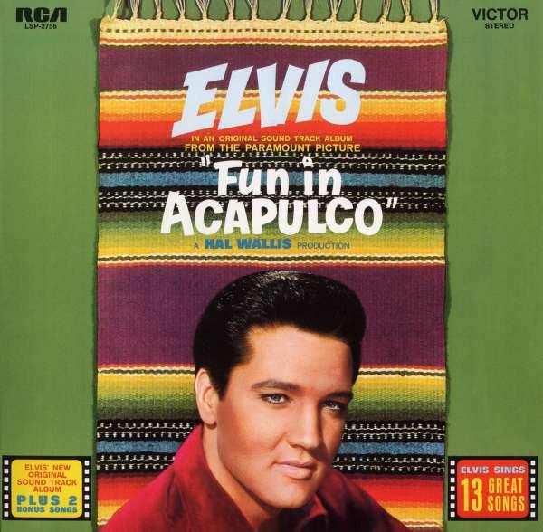 Fun In Acapulco (LP, 180 Vinyl)