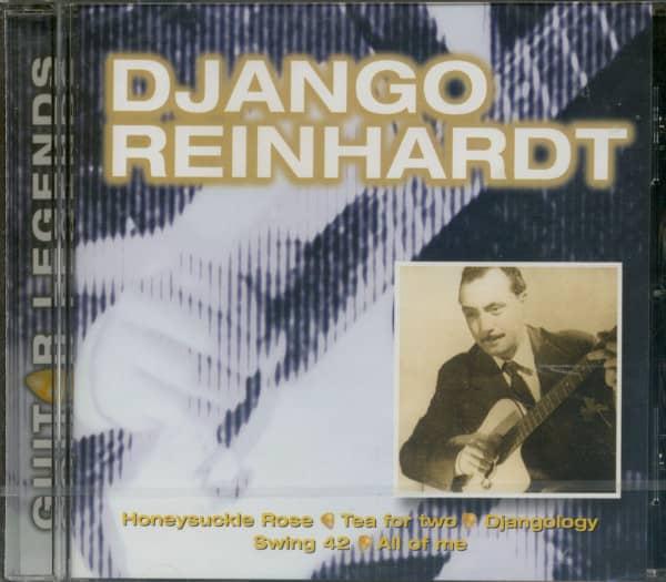 Guitar Legends Series (CD)