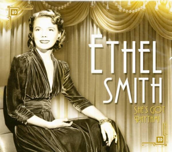 She's Got Rhythm (CD)