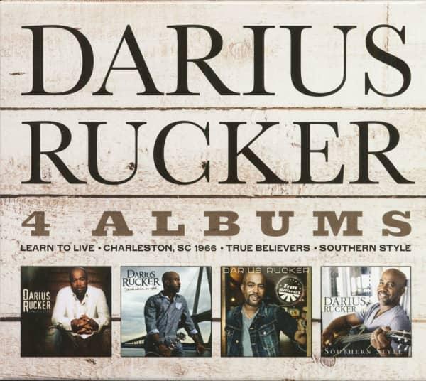 4 Albums (4-CD & DVD)