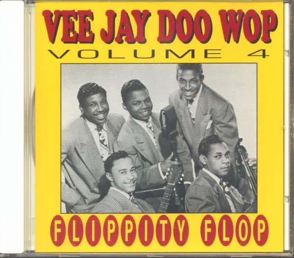 Vee-Jay Doo-Wop Vol.4 (CD)
