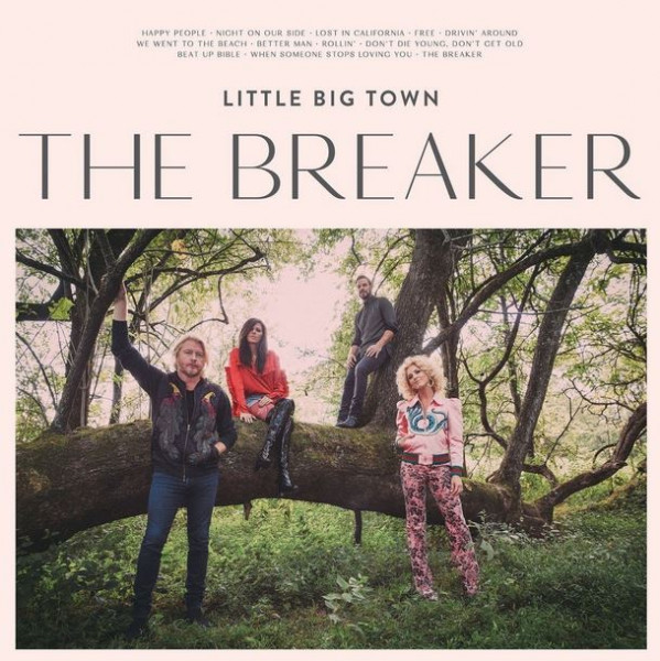 The Breaker (CD)