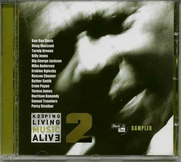 Keeping Living Music Alive, Vol.2 (CD)
