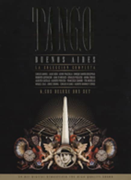 Tango - Buenos Aires Collection (6-CD)