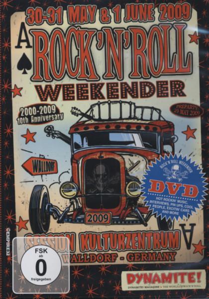 Rock & Roll Weekender Walldorf May 2009 (2)