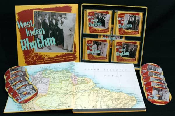 Calypso 1938-1940 (10-CD)