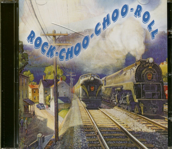 Rock Cho-Choo Roll