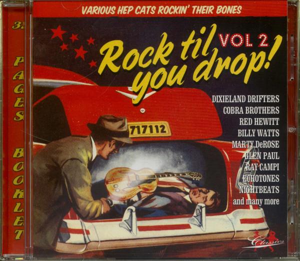 Rock Til You Drop! Vol.2 (CD)