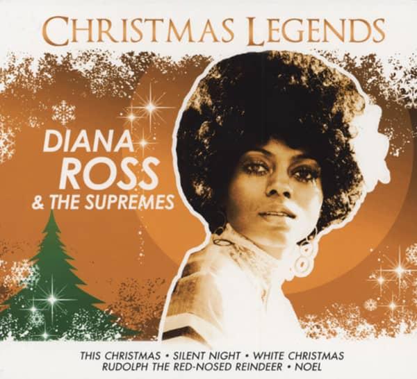 Christmas Legends Series - Digipac