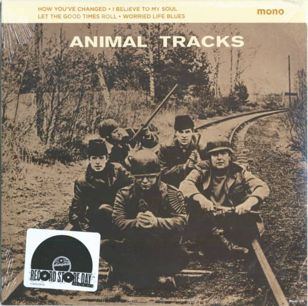 Animal Tracks - Record Store Day 2016 (10inch EP, 45rpm)