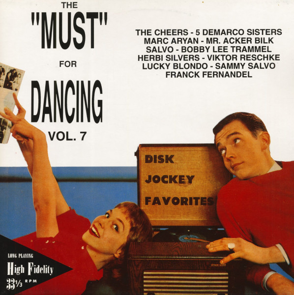 The Must For Dancing Vol.7 (LP)