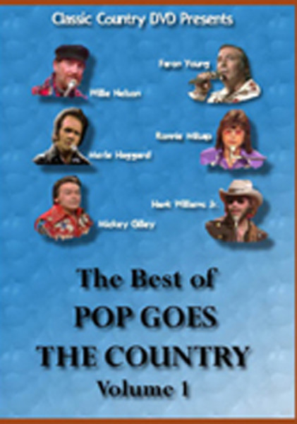 Pop Goes The Country TV Shows Vol.1 (1976 - 77)