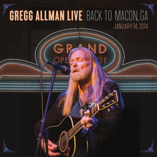 Live - Back To Macon, GA, 14.1.2014 (2-LP, 180g Vinyl)