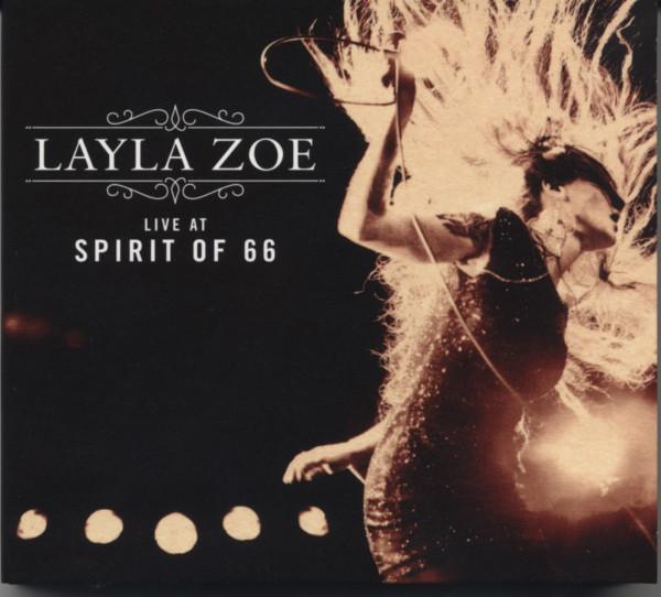 Live At Spirit Of 66 (2-CD)